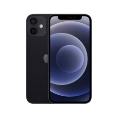 Apple iPhone 12 mini 5G 256Go Noir