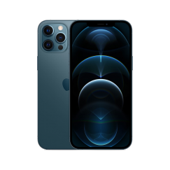 Apple iPhone 12 Pro Max 5G 512Go Bleu pacifique