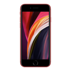 Apple iPhone SE 128 Go Rouge