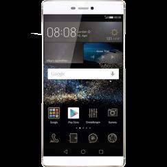 Huawei P8 Blanc/Or