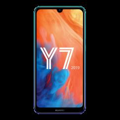 Huawei Y7 2019 DS Bleu 32Go