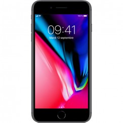 Apple iPhone 8 Plus 64Go Gris sidéral