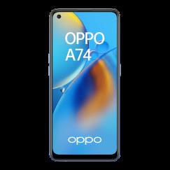 Oppo A74 128Go Bleu