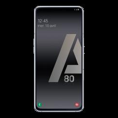 Samsung Galaxy A80 Argent 128Go