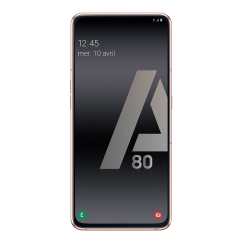 Samsung Galaxy A80 Or Rose 128Go