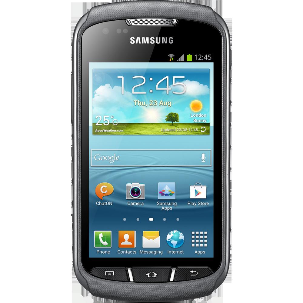 Samsung Galaxy Xcover 2 Gris avec le forfait Forfait bloqué 1h sans engagement