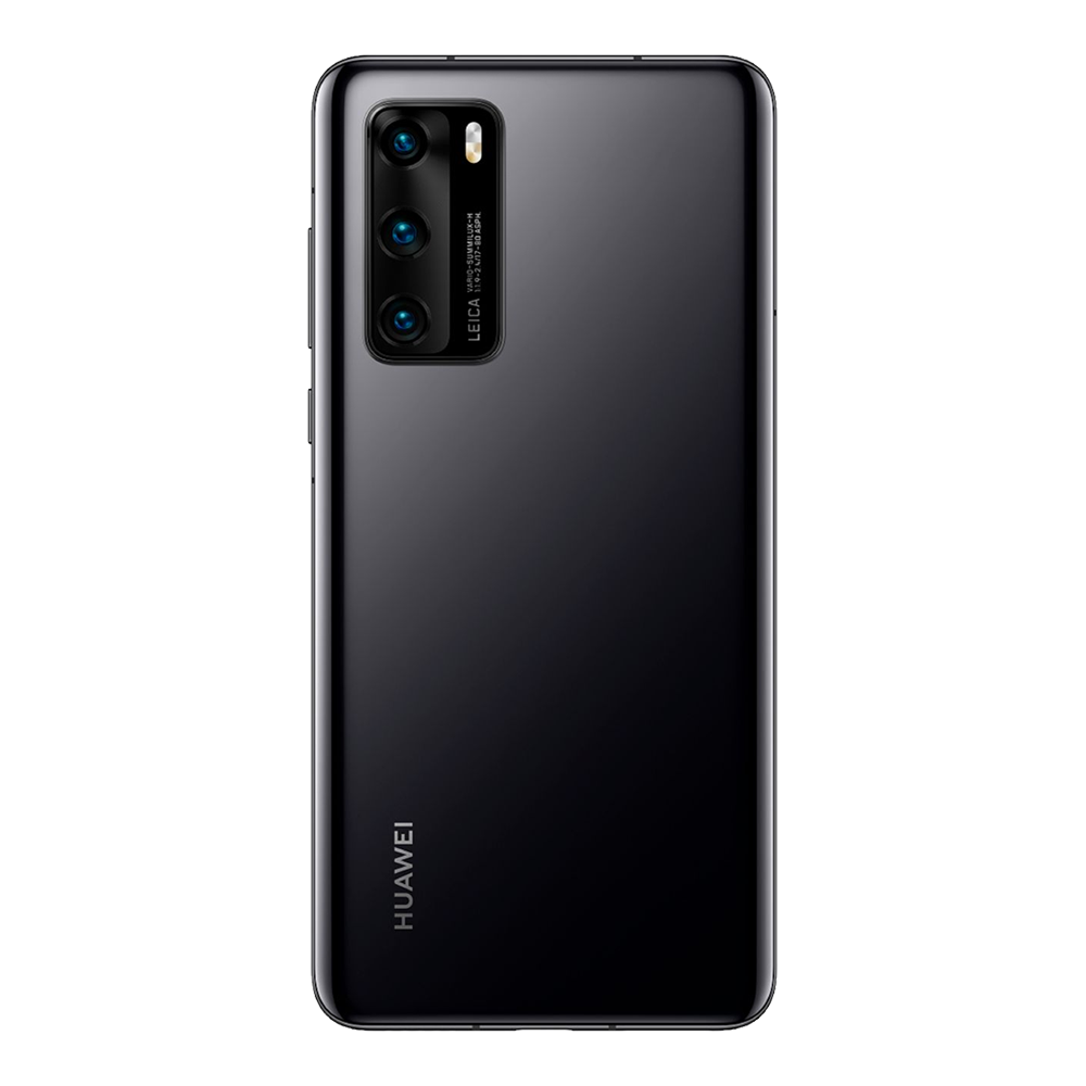 Huawei-p40-5g-128go-noir-dos