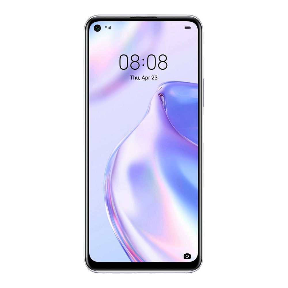Huawei-p40-lite-5g-128go-argent-face