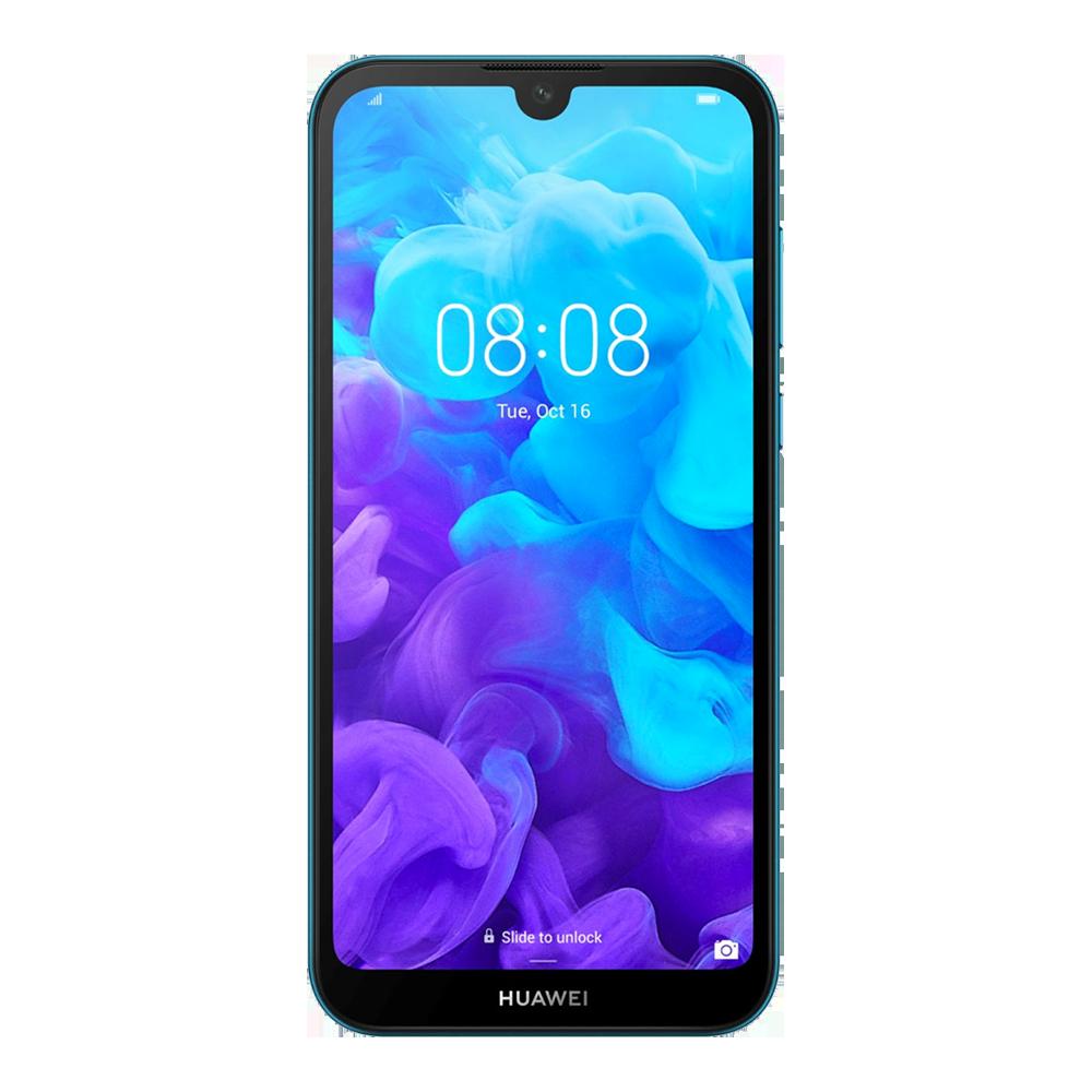 huawei-y5-2019-bleu-16go-face