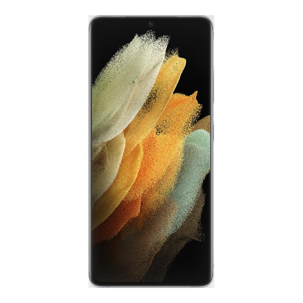 Samsung-galaxy-s21ultra-5g-512go-argent-face