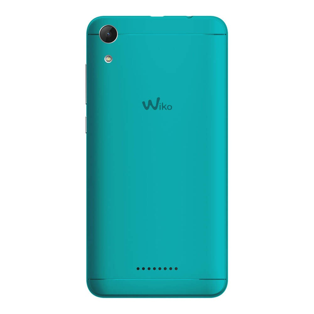 Wiko Lenny 4 Turquoise - dos