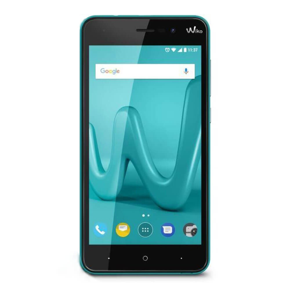 Wiko Lenny 4 Turquoise - face