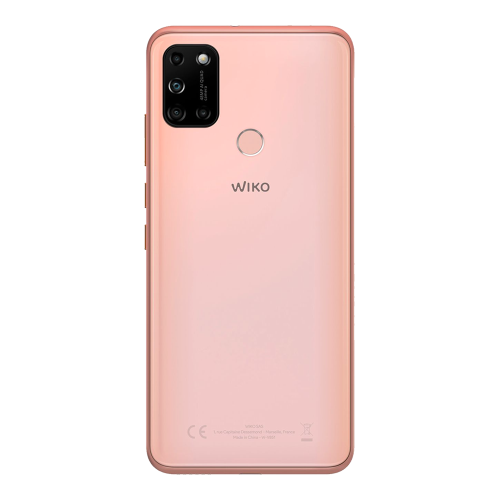 wiko-view5-64go-or-d