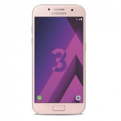 Samsung Galaxy A3 2017 Rose