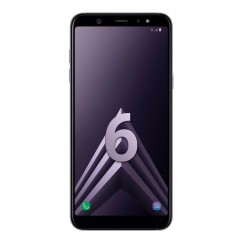 Samsung Galaxy A6+ 2018 Bleu Argenté