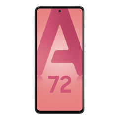 Samsung Galaxy A72 128Go Blanc