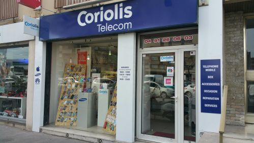 magasin telephone store marseille coriolis telecom. Black Bedroom Furniture Sets. Home Design Ideas