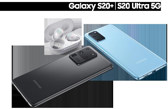 Paire de Galaxy Buds+ offerte